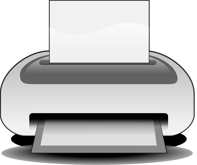 printer, computer, peripheral
