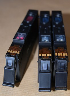 computer, printer cartridge, technology